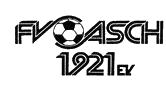 FV Asch 1921 e.V. – Sportverein in Blaubeuren-Asch